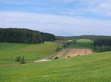 Navigační obrázek služeb v oblasti zemědělství a lesnictví