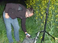 Měření hluku v terénu